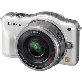 Mirrorless Panasonic Lumix DMC-GF3X Kit