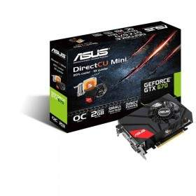 GPU / VGA Card Asus GeForce GTX 670 DCMOC 2GB GDDR5