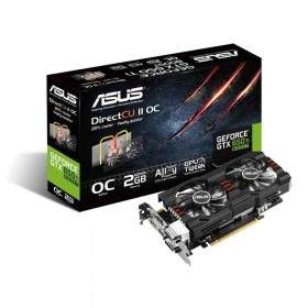 GPU / VGA Card Asus GeForce GTX 650 Ti BOOST 2GB GDDR5 192-bit