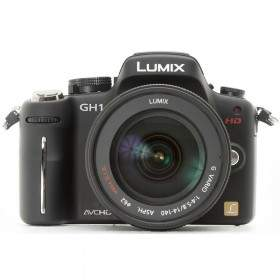 Mirrorless Panasonic Lumix DMC-GH1 Kit