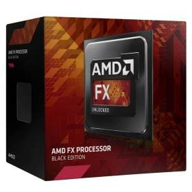 Processor Komputer AMD FX-6350 Black Edition