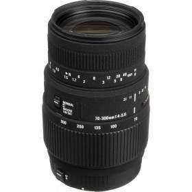 Sigma 70-300MM f / 4-5.6 DG MACRO