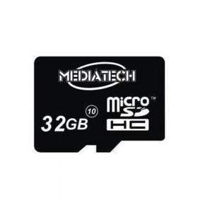 Memory Card / Kartu Memori MEDIATECH MicroSDHC 32GB Class 10