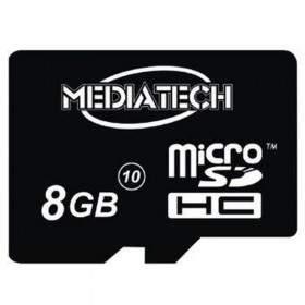 MEDIATECH MicroSDHC 8GB Class 10