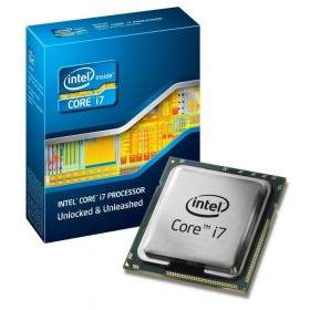 Processor Komputer Intel Core i7-3820