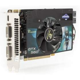 GPU / VGA Card Manli GeForce GTX 560 2GB GDDR5