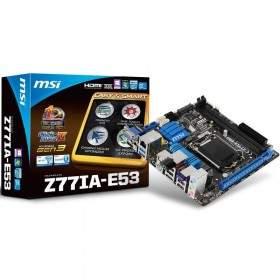 Motherboard MSI Z77IA-E53