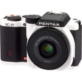 DSLR & Mirrorless Pentax K-01 KIT