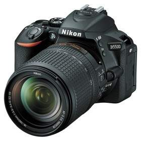 DSLR Nikon D5500 Kit 18-140mm