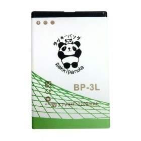 Baterai & Charger HP Rakkipanda Nokia BP3L 2200mAh