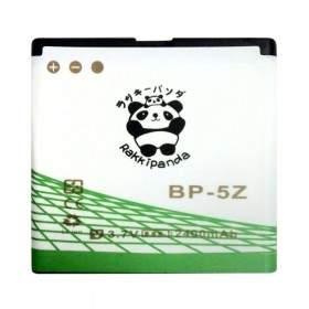Baterai & Charger HP Rakkipanda Nokia BP5Z 2400mAh