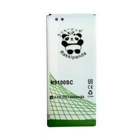 Baterai & Charger HP Rakkipanda Samsung Note 4 Slim 6440mAh