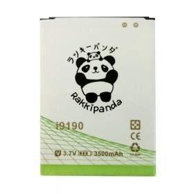 Baterai & Charger Handphone Rakkipanda Samsung S4 Mini Slim 3500mAh