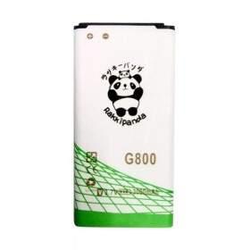 Baterai & Charger Handphone Rakkipanda Samsung S5 Mini 3000mAh