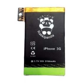 Baterai & Charger HP Rakkipanda iPhone 3G 3100mAh