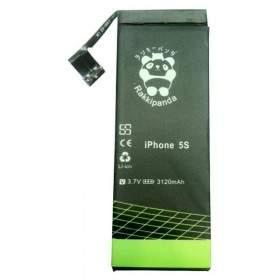 Baterai & Charger HP Rakkipanda iPhone 5S 3120mAh