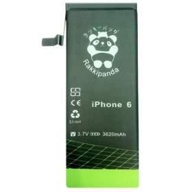 Baterai & Charger HP Rakkipanda iPhone 6 3620mAh