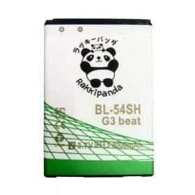 Baterai & Charger HP Rakkipanda LG G3 Beat 4000mAh