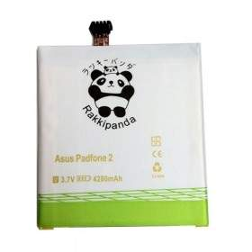 Baterai & Charger Handphone Rakkipanda Asus Padfone 2 4280mAh
