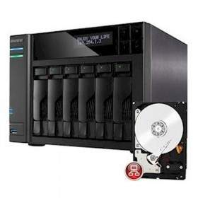 Desktop PC ASUSTOR AS-606T 3TB