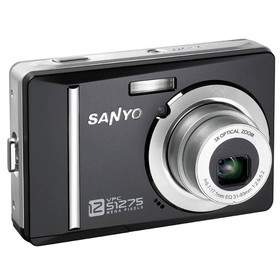 Kamera Digital Pocket SANYO VPC-S1275