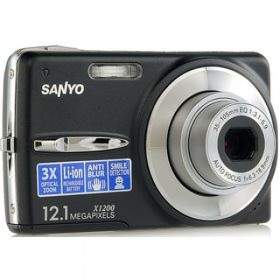 Kamera Digital Pocket SANYO VPC-X1200