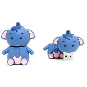 USB Flashdisk QFLASH Gajah 16GB