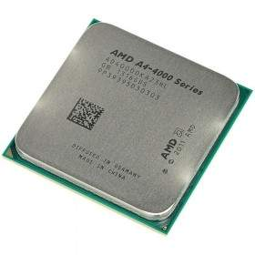 Processor Komputer AMD A4-4000 Richland