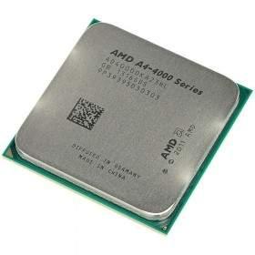 Processor Komputer AMD A4-4000 Richland