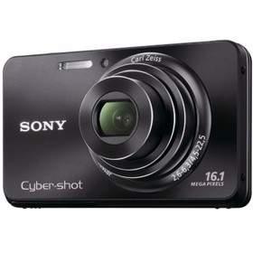 Kamera Digital Pocket Sony Cybershot DSC-W580