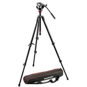 Tripod Kamera Manfrotto MVH500AH 755XBK MBAG80PN
