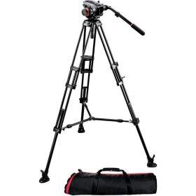 Tripod Kamera Manfrotto 504HD 546BK