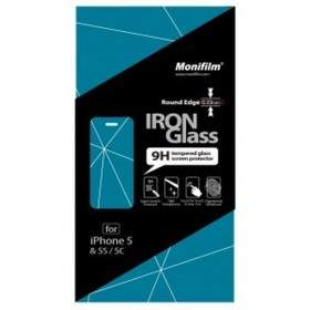 Tempered Glass HP Monifilm AR Screen protector for Iphone 5 / 5c / 5s
