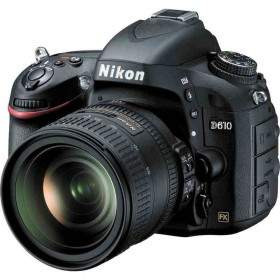 DSLR Nikon D610 Kit 24-120mm