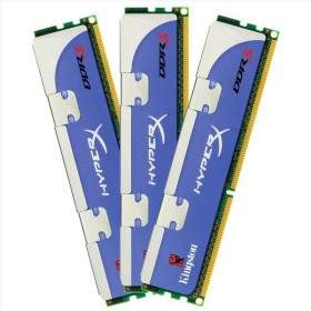 Kingston HyperX KHX1600C9D3K3/6GX 6GB (2GBx3) DDR3