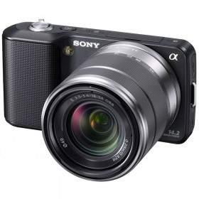 Mirrorless Sony E-mount NEX-3 Kit