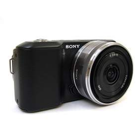 DSLR & Mirrorless Sony E-mount DSLR NEX-3A Kit
