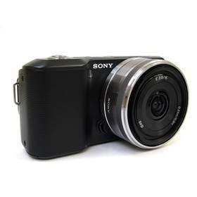 DSLR Sony E-mount DSLR NEX-3K Kit