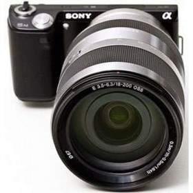 Mirrorless Sony E-mount NEX-5NH Kit