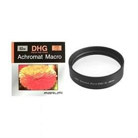 Filter Lensa Kamera Marumi DHG Achromat Macro 200(+5) 62mm