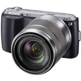DSLR & Mirrorless Sony E-mount DSLR NEX-C3K Kit