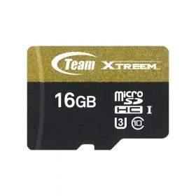 Team Xtreem microSDHC USH-1 U3 16GB