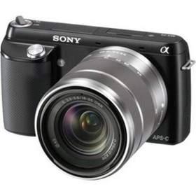 Mirrorless Sony E-mount DSLR NEX-F3D Kit