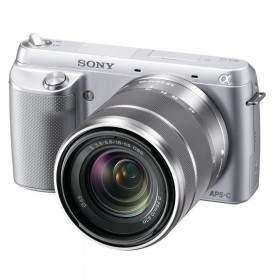 Mirrorless Sony E-mount NEX-F3K Kit