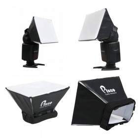 Flash Kamera Pixco Mini Softbox