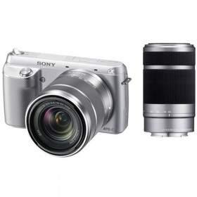 DSLR Sony E-mount DSLR NEX-F3Y Kit