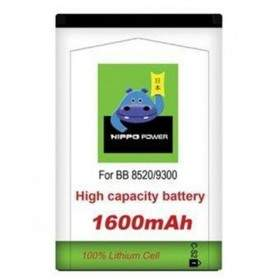 HIPPO Battery for Blackberry 8520 1600mAh