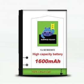 Baterai & Charger HP HIPPO Battery for Blackberry 9800 1600mAh