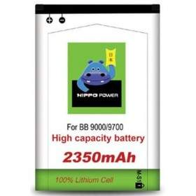 Baterai & Charger HP HIPPO Battery for Blackberry 9700 2350mAh