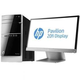 HP Pavilion 20-R122d (All-In-One)